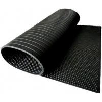 橡胶防滑垫圆点花纹耐磨橡胶地垫减震橡胶垫马棚垫
