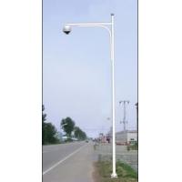 供应小区道路监控系统配件监控杆