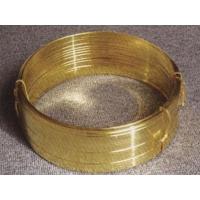 直销4*4黄铜方线进口0.02mm黄铜丝