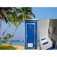 工地厕所,工地简易型厕所销售,单体彩钢板厕所