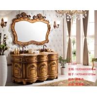 维蒂尼时尚古典浴室柜