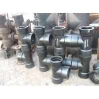 济宁铸铁管,济宁柔性铸铁管,济宁机制铸铁管,济宁室外排水管
