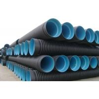 陕西西安HDPE双壁波纹管、西安波纹管
