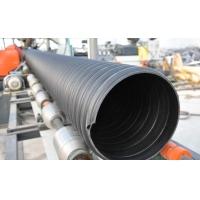 西安钢带增强螺旋波纹管      增强型波纹管、西安钢带管