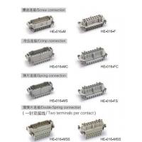 工业连接器,重载连接器,防水接线盒,电缆接头