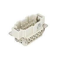 10芯重载连接器 HEE-010-M重载连接器