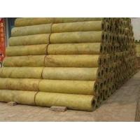 覆铝箔岩棉管的规格 憎水岩棉管 防水岩棉管