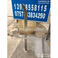 深圳不锈钢楼梯扶手厂家 精致直线式不锈钢楼梯扶手