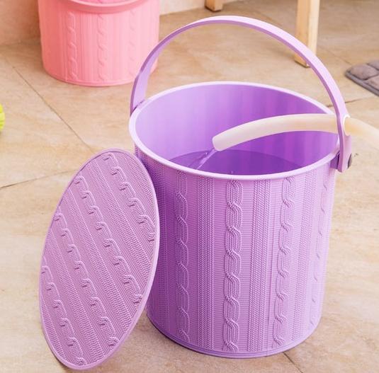 塑料桶模具 家用储物塑料桶模具 多功能注塑桶模具