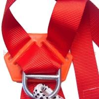 长沙海华高空安全带,国标安全带 外墙清洁安全带