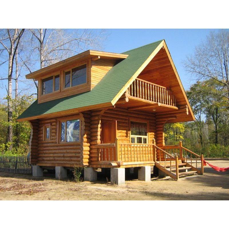 小木屋休闲木屋设计建造木屋别墅