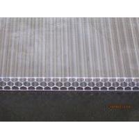 蜂窝阳光板2100型温室采光专用熊大墙面板