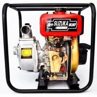2寸小型柴油自吸水泵