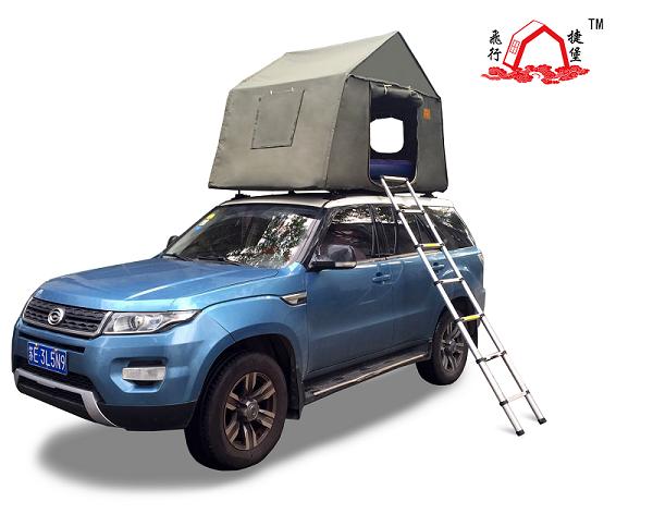 2016最新款自驾游车顶帐篷 户外露营游玩帐篷
