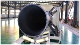 大口径高密度聚乙烯玻纤增强(RTP)复合管