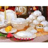 年底客户答谢礼品陶瓷餐具