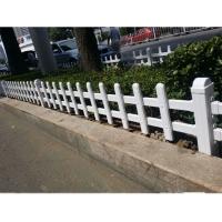 市政绿化PVC草坪护栏 公园绿化围栏 草坪篱笆 小区别墅栅栏