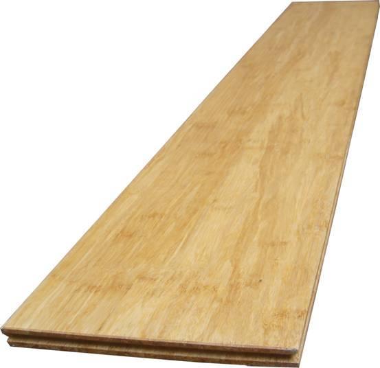 它不同于一般竹木地板的传统制作.