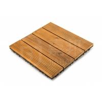 佛山嘉邦立咔DIY休闲实木拼装地板经销