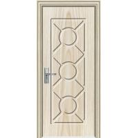 供应江山市荣美实木门 免漆门 烤漆门 原木门套装门 实木门