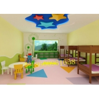 吉安地胶塑胶地板,幼儿园PVC地板幼儿园地胶