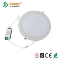勤仕达压铸圆形LED面板灯 直径175MM 开孔165MM