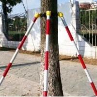 优质高强度玻璃纤维苗木支撑杆 新型树木果苗支撑杆