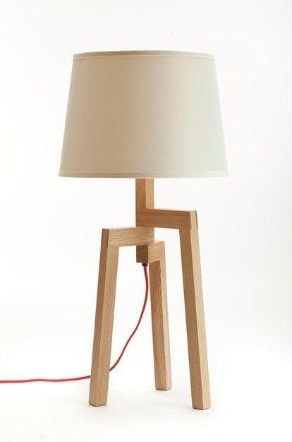 酒店木台灯-----实木led灯具