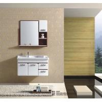 王朝世家卫浴,高档PVC浴室柜系列