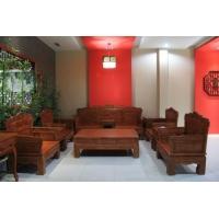 红木家具非洲花梨木歌意红木汉宫春晓沙发