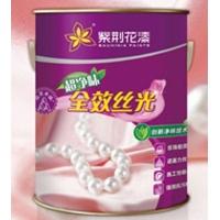 成都紫荆花漆  丝光柔靓系列超净味全效丝光墙面漆