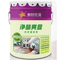 成都墙面漆    多功能优品系列净味亮显优质紫荆花漆