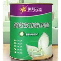 成都墙面漆    多功能优品系列 强效多功能净味紫荆花漆