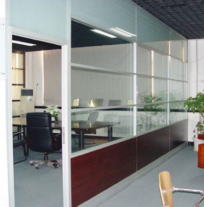 办公隔断 玻璃隔断 隔断铝材
