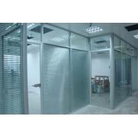 常州办公室玻璃隔断/百叶隔断型材