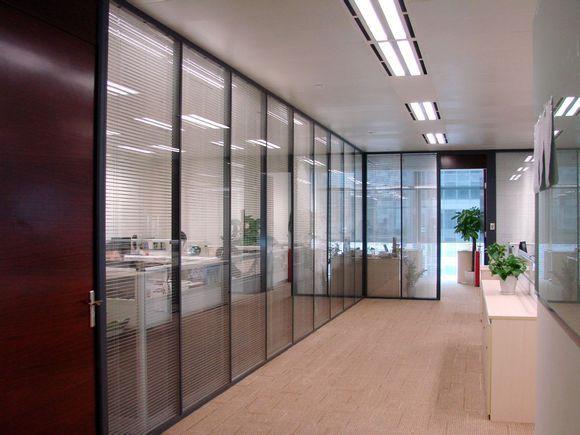 供应无锡玻璃隔断型材 吉立装饰