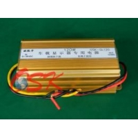 10A车载稳压电源120W 直流汽车隔离电源 车载降压器24