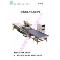 S3智能板式家具生产线