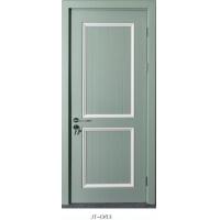 白色混油平板门|欧式室内门|卧室烤漆门