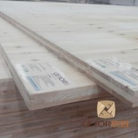 欣特板材 E0级17mm三层指接板 杉木集成板 橱柜板材