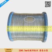 限时抢购电镀锌铁丝绑丝 扎钢筋22 0.7mm工艺建筑扎丝铅