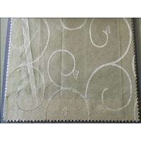 提花染色窗帘布工程装修窗帘面料