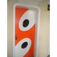 德州卡通幼儿园专用门 花开富贵H-66幼儿园专用门