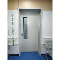 医院装修用专用钢制病房门不等于医院木质门