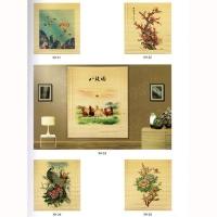 南京25mm印花铝合金百叶窗-南京鑫泰海克拉丝窗帘厂