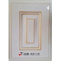 北京京派康通高端厨柜衣柜描金仿旧烤漆门板