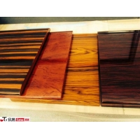 北京京派康通高档橱柜衣柜钢琴漆实木皮门板