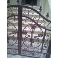 房山区铁艺不锈钢大门楼梯北京永亮缘门窗厂