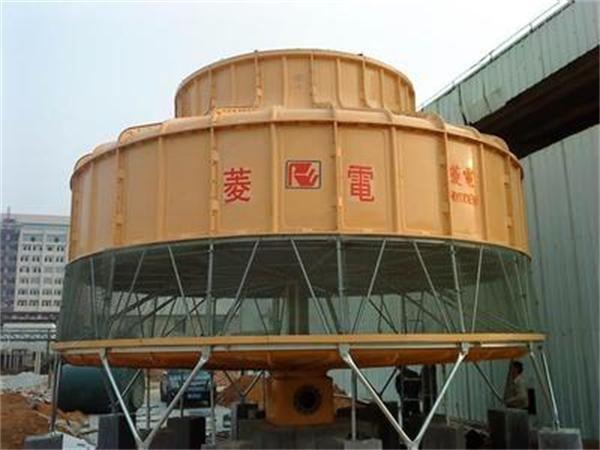 500吨冷却塔出口_台州冷却塔出口_圆形冷却塔出口