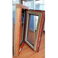 新合耀银山88系列铝包木门窗